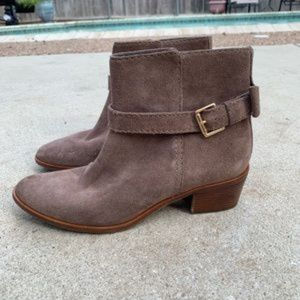 Kate Spade Taley Brown Ankle Boots l Size 8
